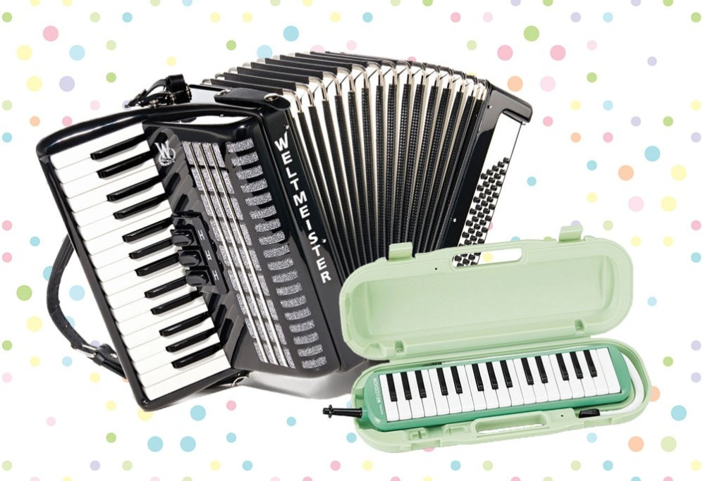 鍵盤樂器 MELODION & ACCORDION