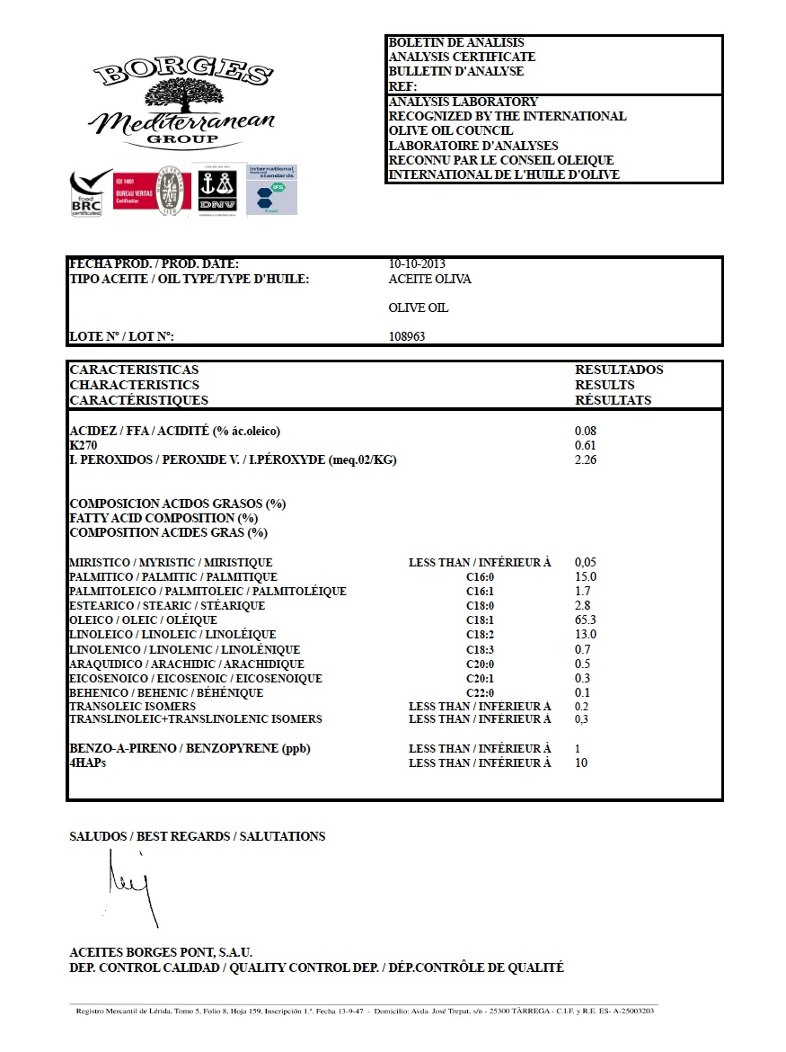 Borges Lab Test Report_1LO