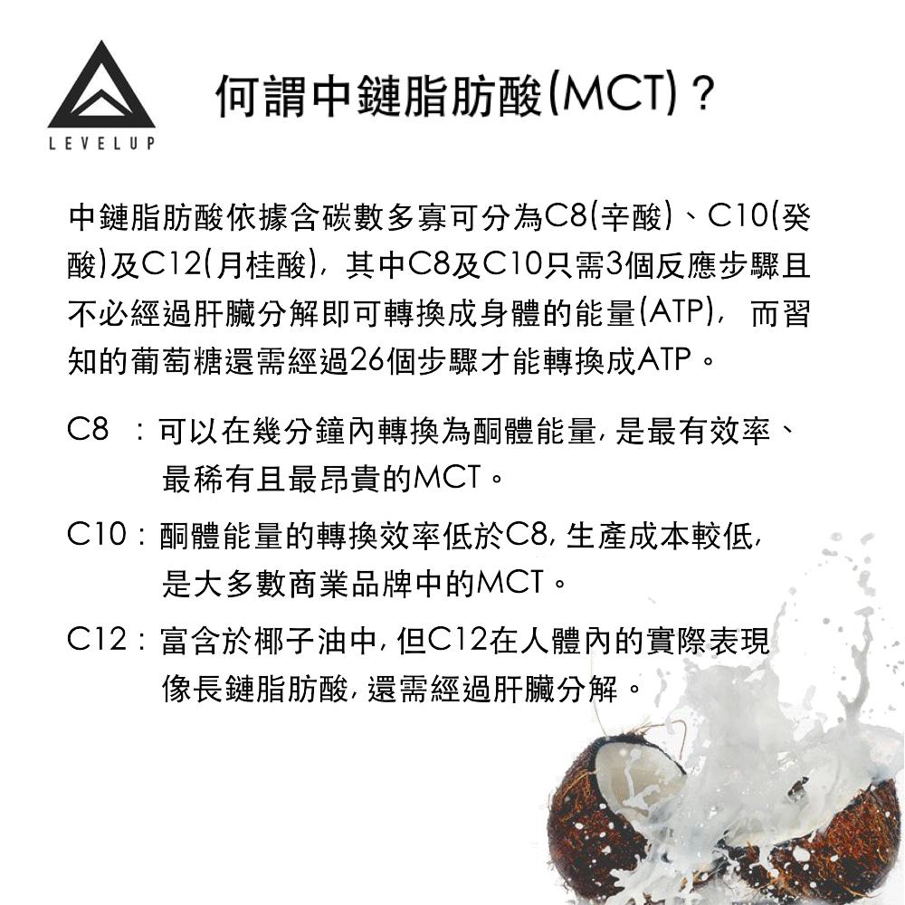 何謂中鏈脂肪酸(MCT)?